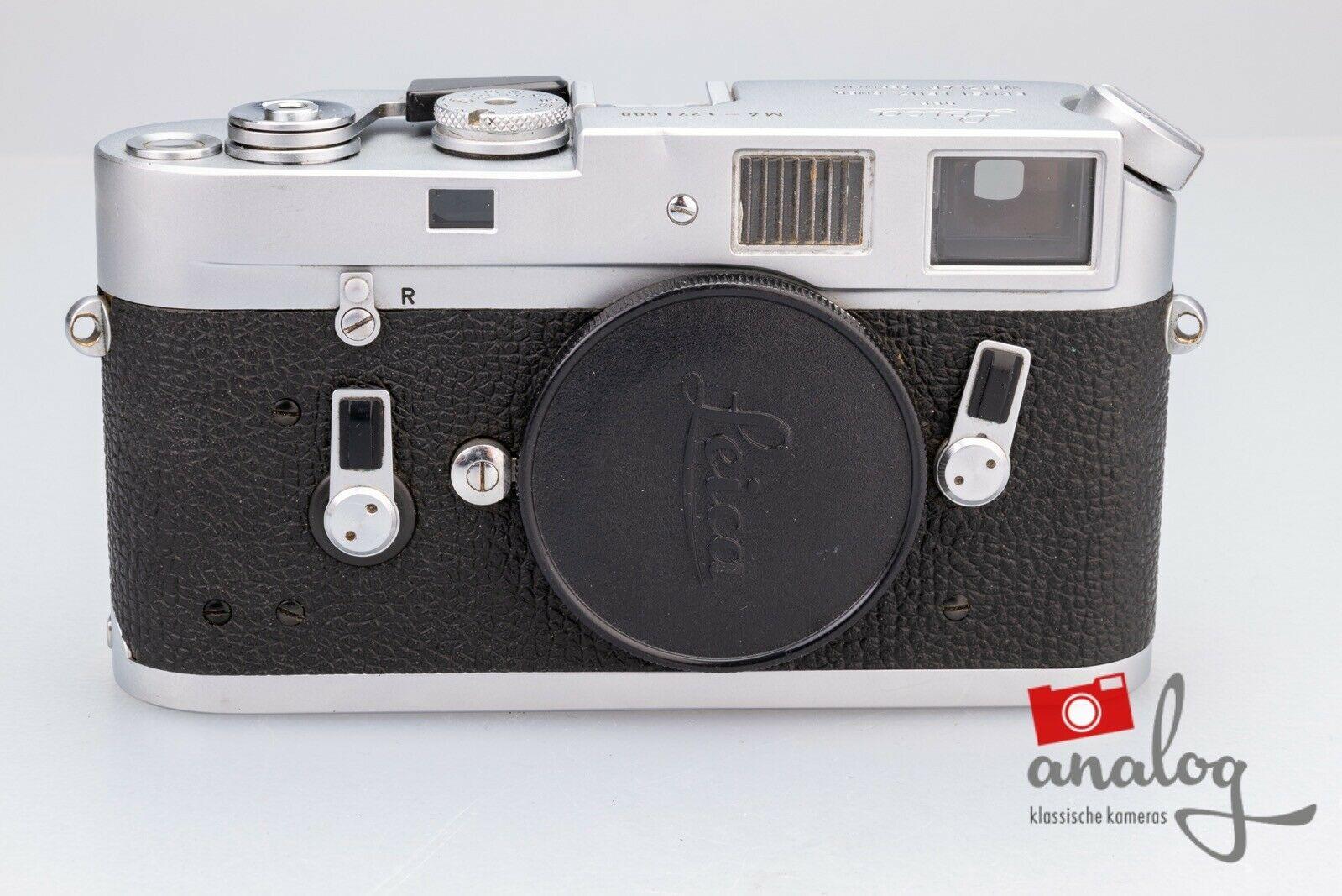 Leica M4 chrom - werkstattüberholt