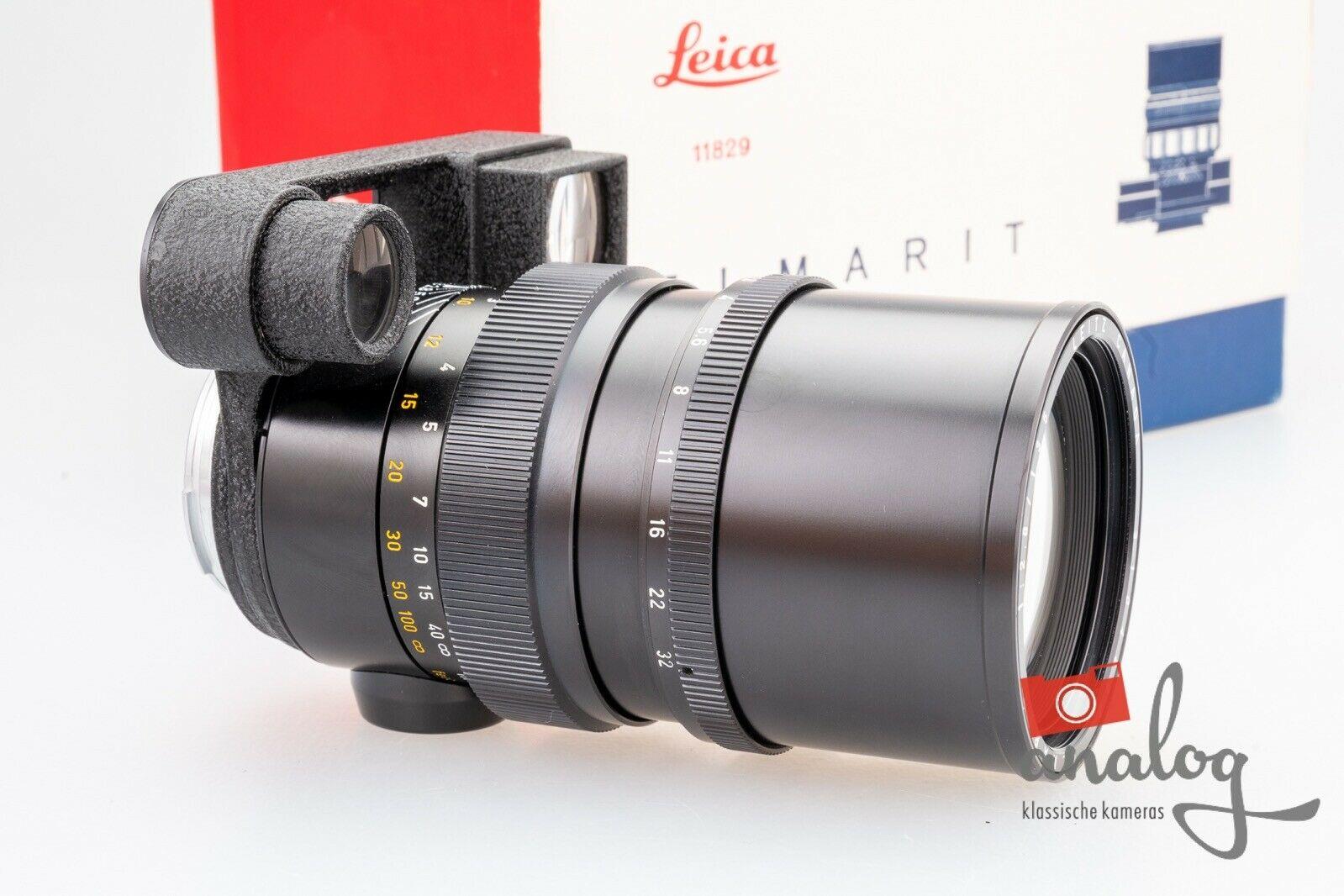 """Leica Elmarit 135mm 2.8 """"Brille"""" - 11829"""