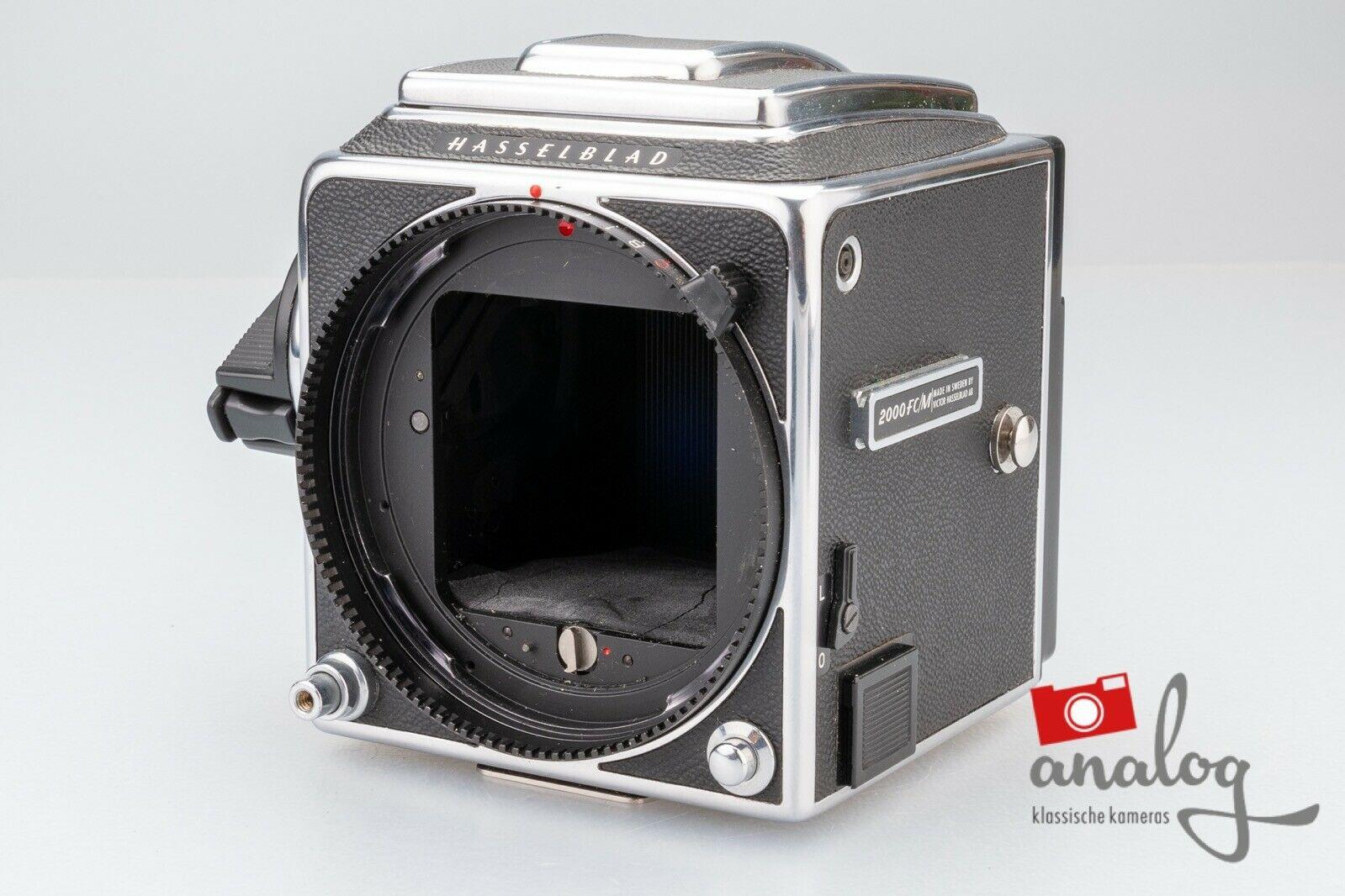 Hasselblad 2000 FC/M chrome - 10316