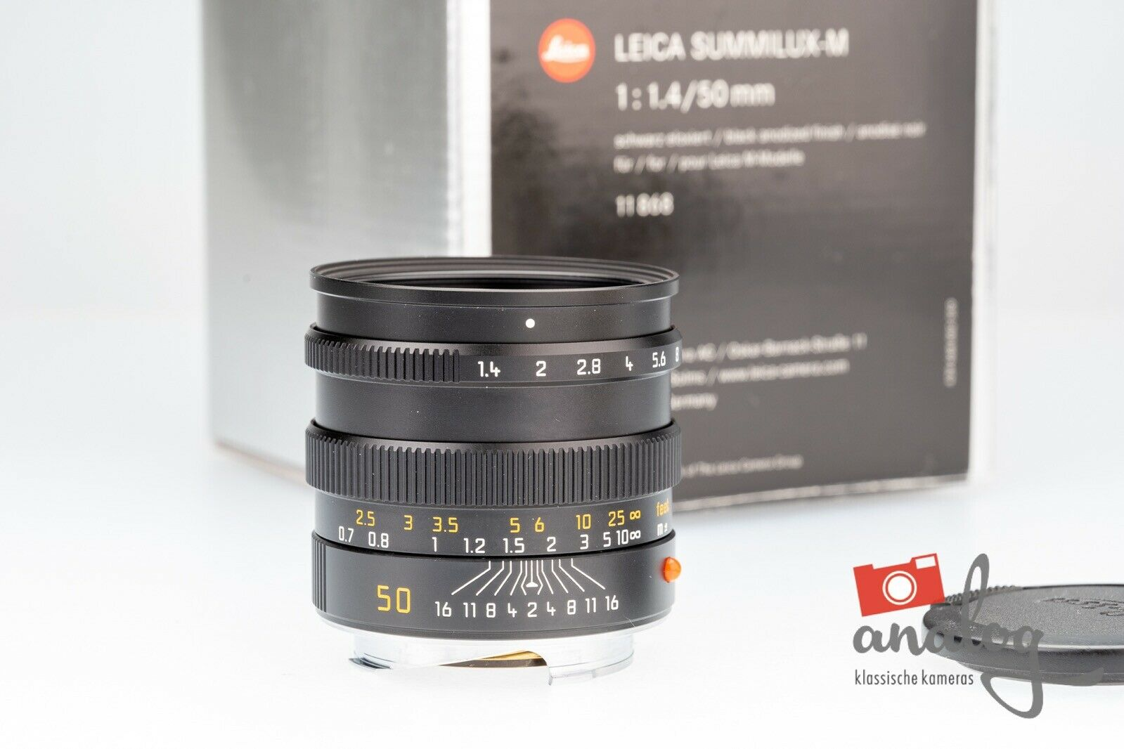 aktuelle Leica Objektive | Ankauf