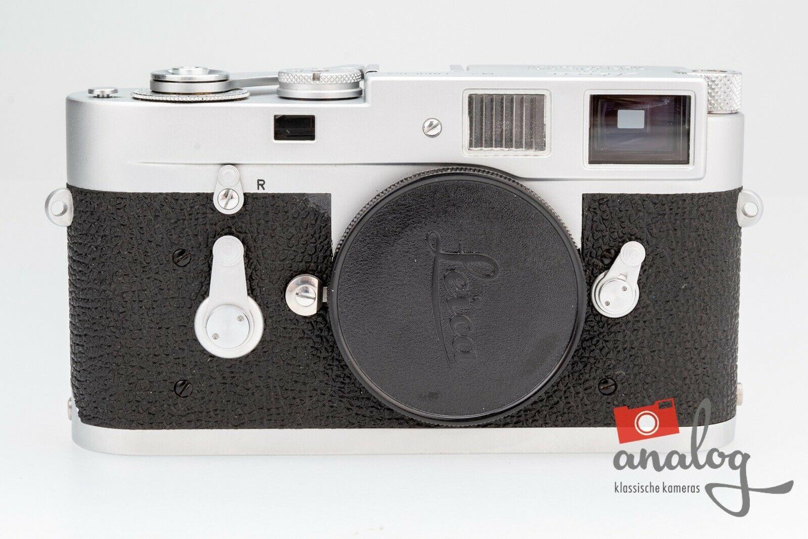 Leica M2 chrom - werkstattüberholter Topzustand