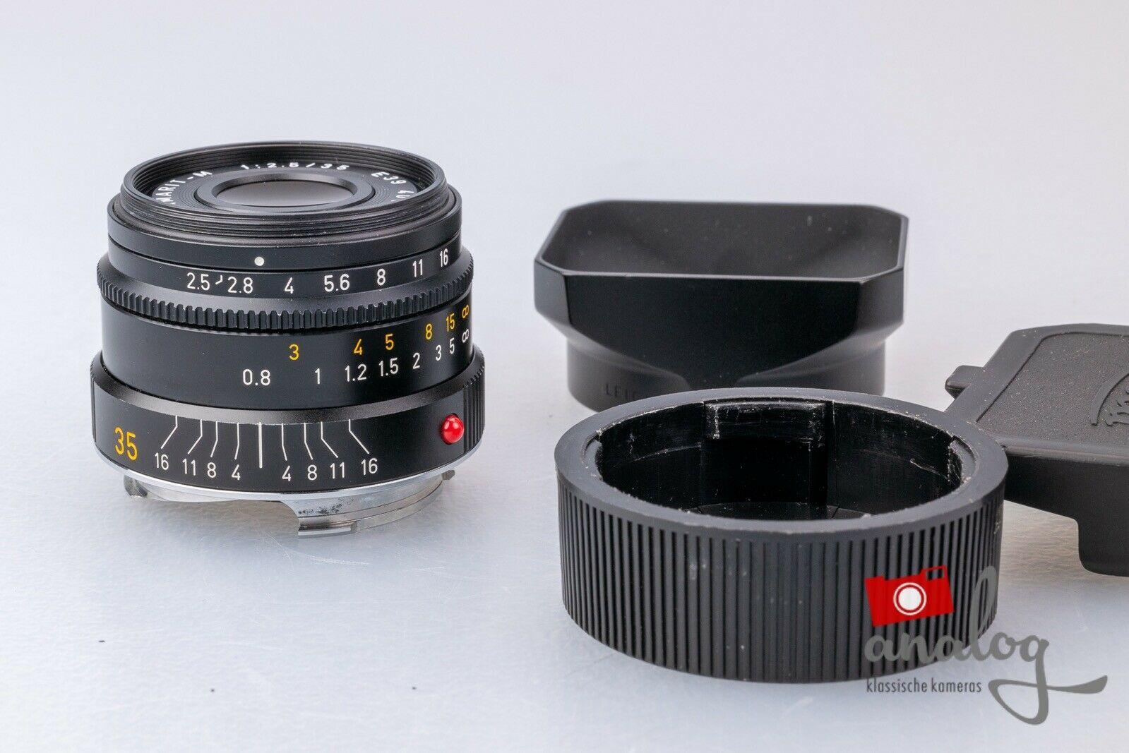 Leica Summarit-M 35mm 2.5 E39 - 11643