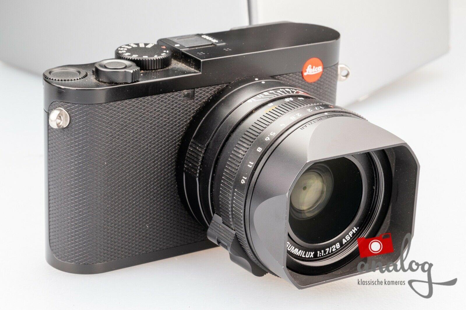 Leica Q2 - 19050 vom Mai 2019