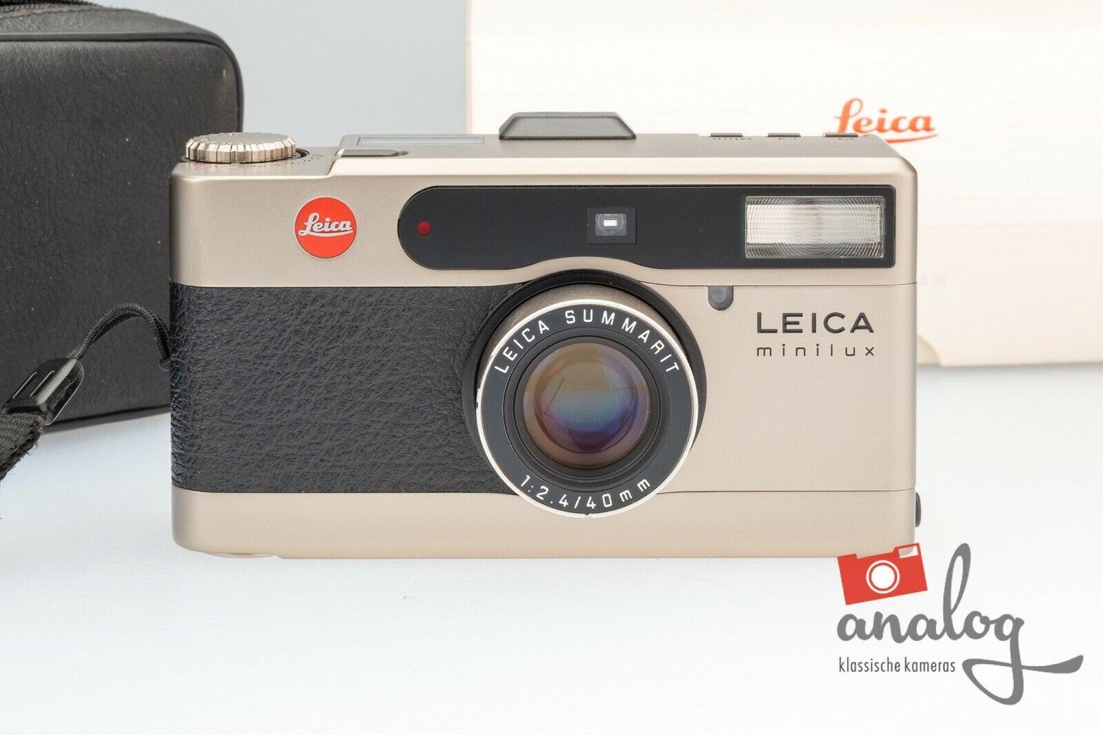 Leica Minilux | Kameraankauf