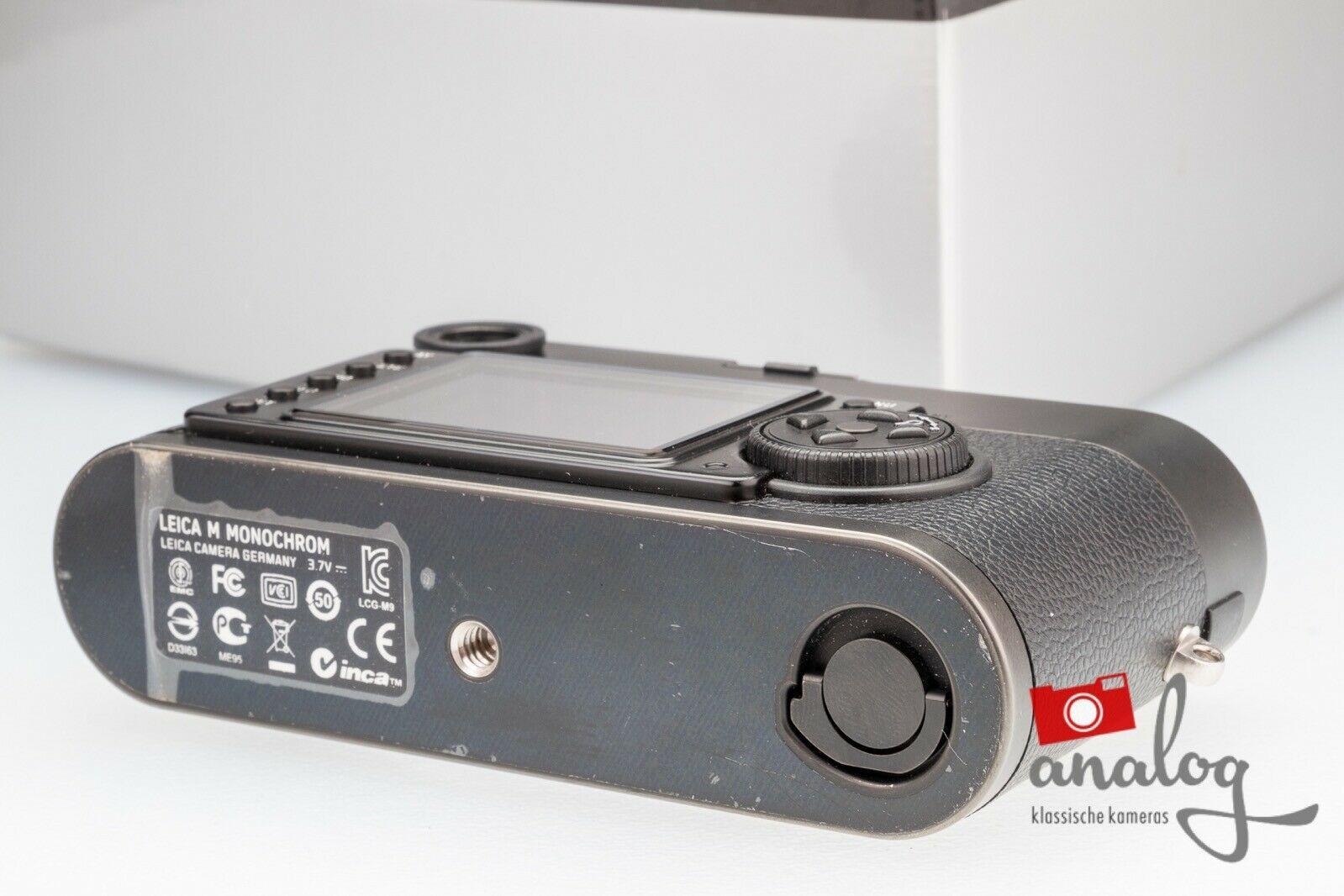 Leica M Monochrom CCD - 10760  Tauschsensor