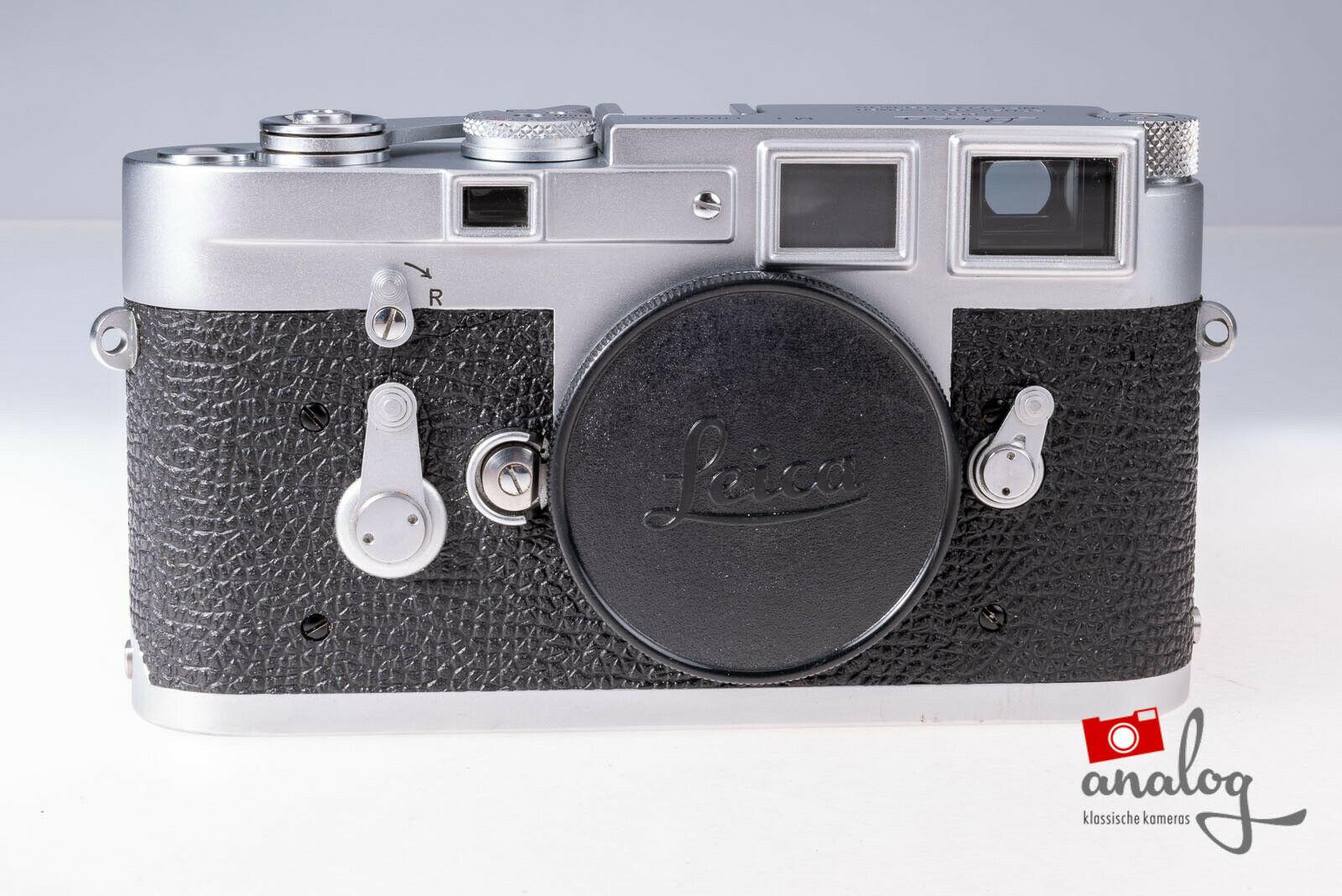 Leica M3 Single Stroke werkstattüberholt