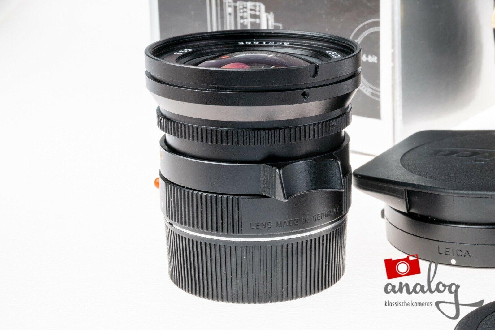 Leica Elmarit-M 21mm 2.8 ASPH. - 11135