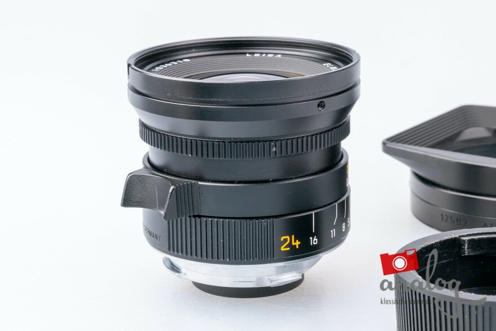 Leica Elmarit-M 24mm 2.8 ASPH. E55 - 11878