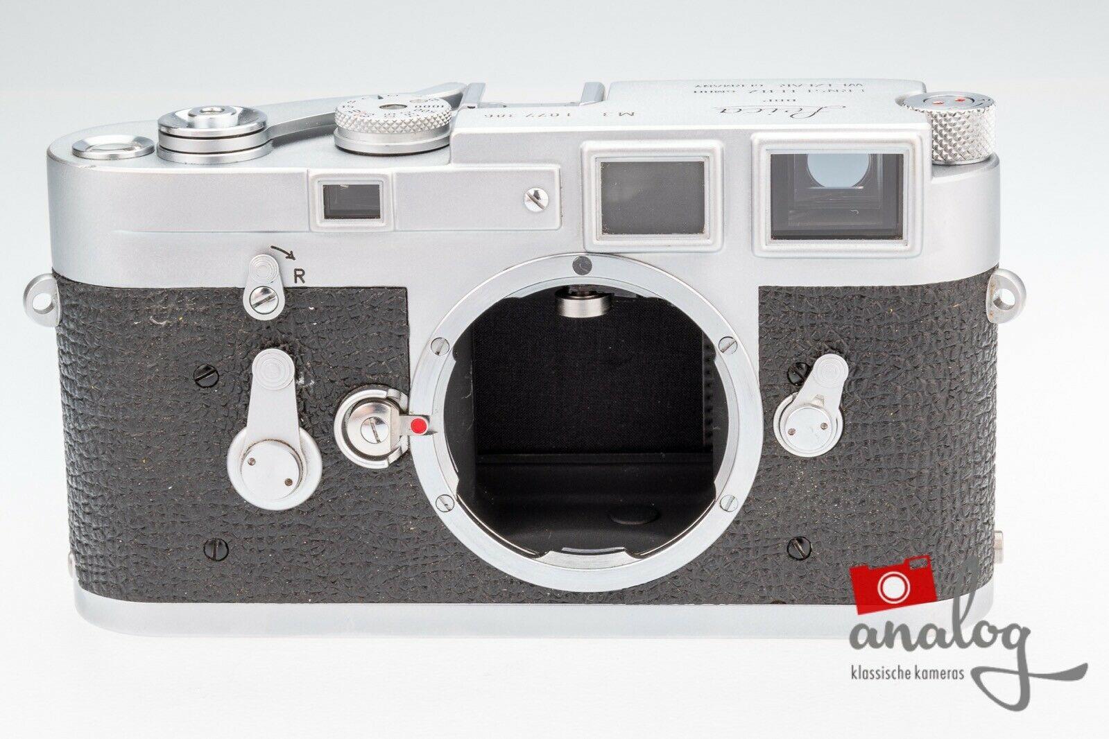 Leica M3 Single Stroke - werkstattüberholt*