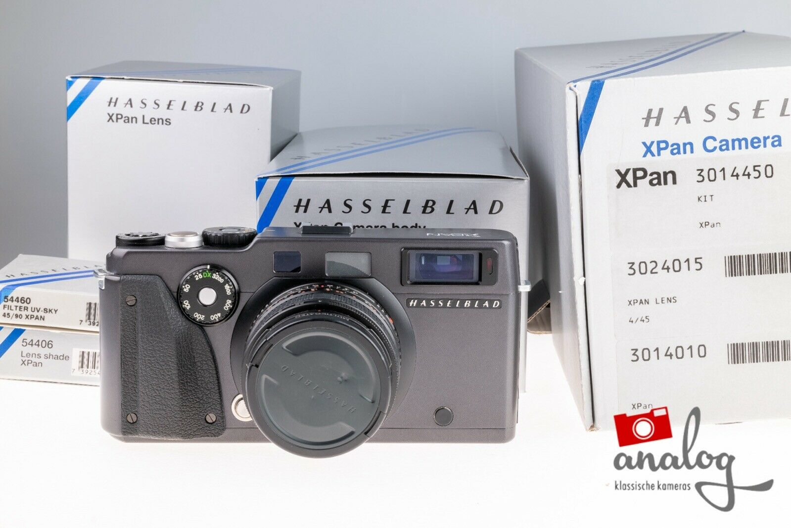 Hasselblad XPAN Kit mit XPAN 45mm 4.0