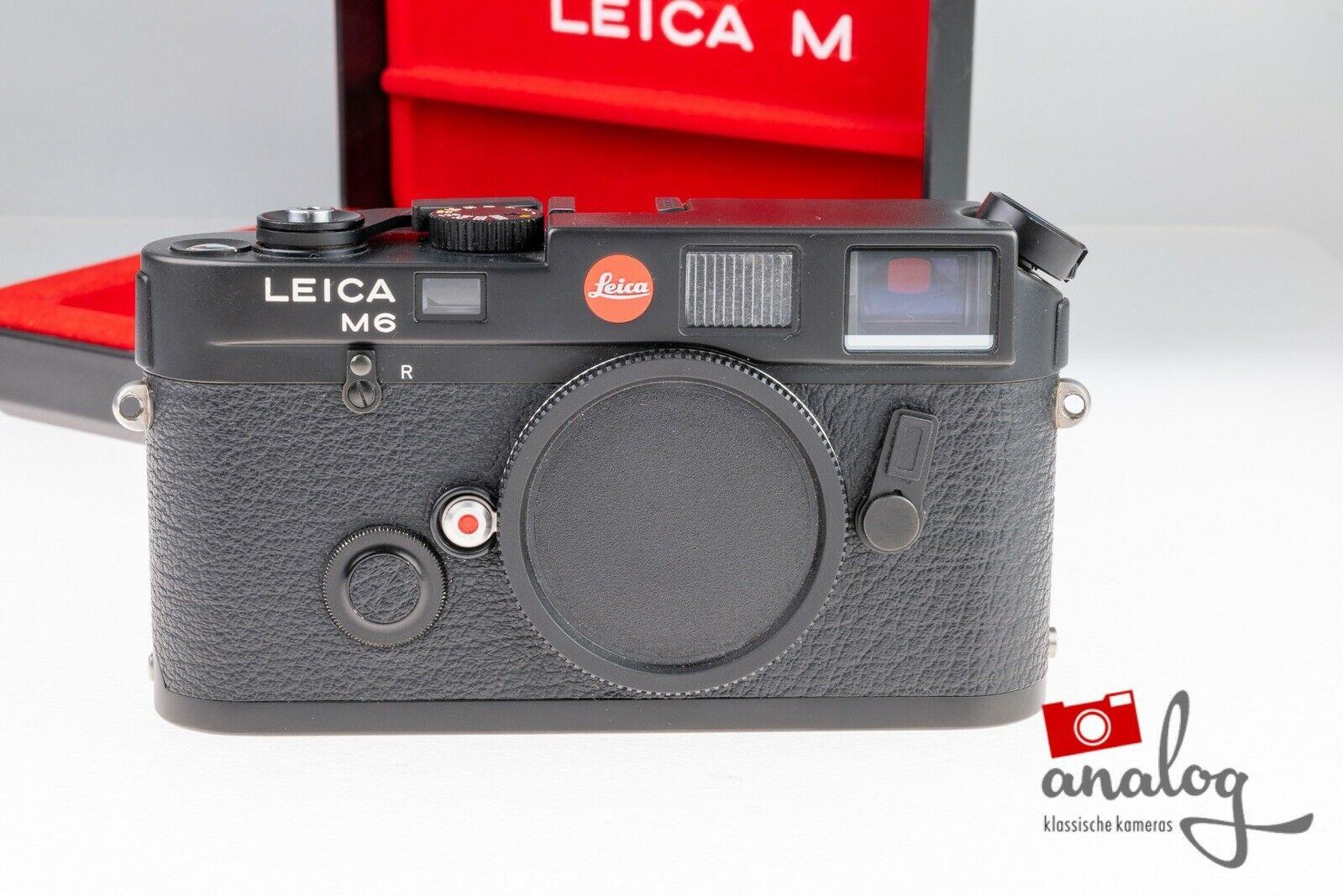 Leica M6 black - Wetzlar