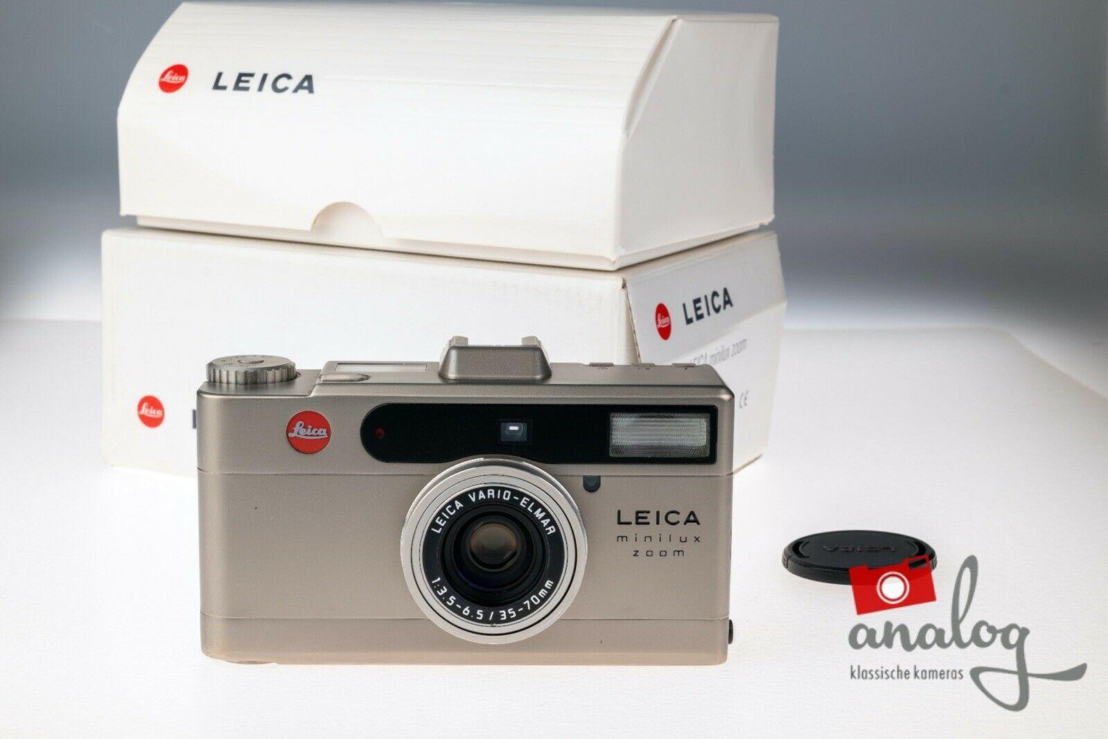 Leica Minilux Zoom - 18036