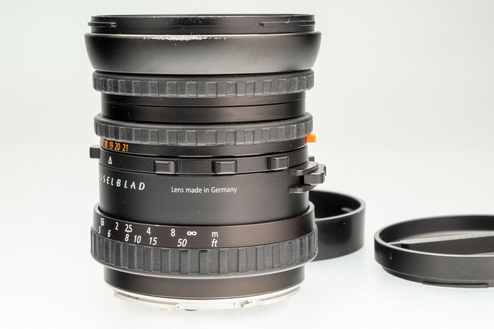 Hasselblad Zeiss Distagon CFi 50mm 4.0 FLE