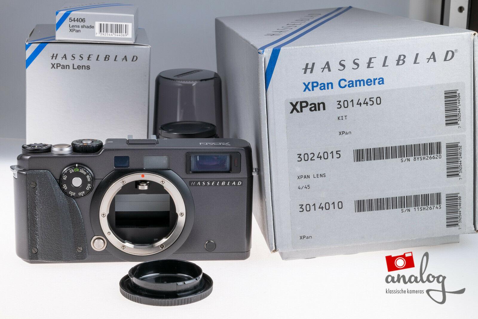 Hasselblad XPAN KIT mit Hasselblad 45mm 4.0