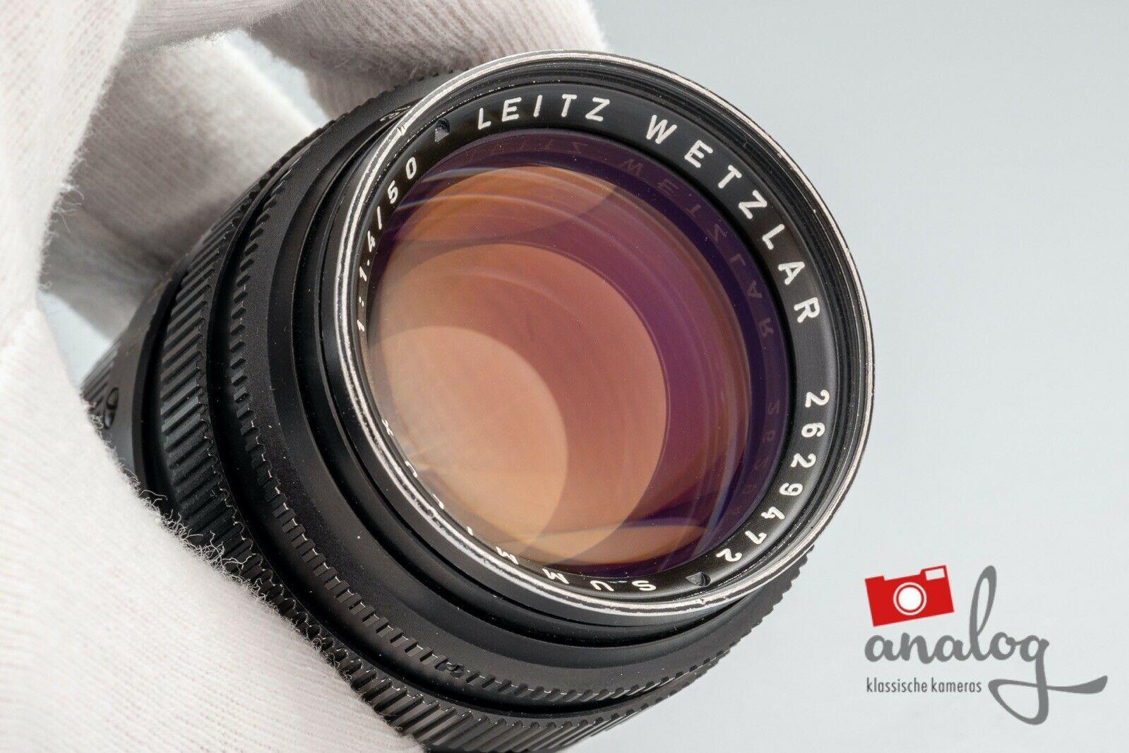 Leica Summilux-M 50mm 1.4 - 11114 (II) - werkstattüberholt