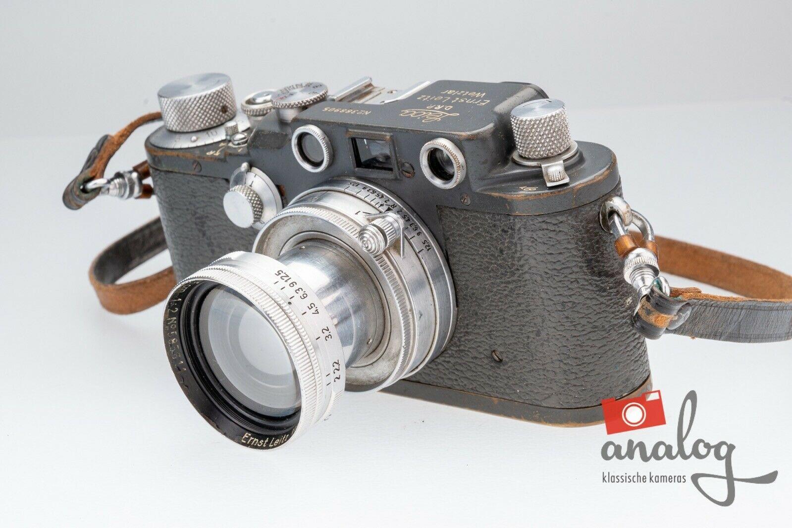 Leica Sammlerstücke und Raritäten | Kameraankauf