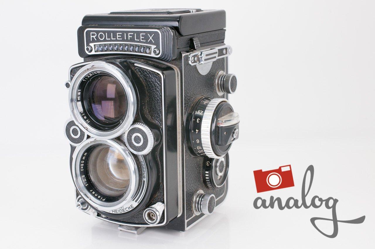 Rolleiflex 2.8 F | Kameraankauf