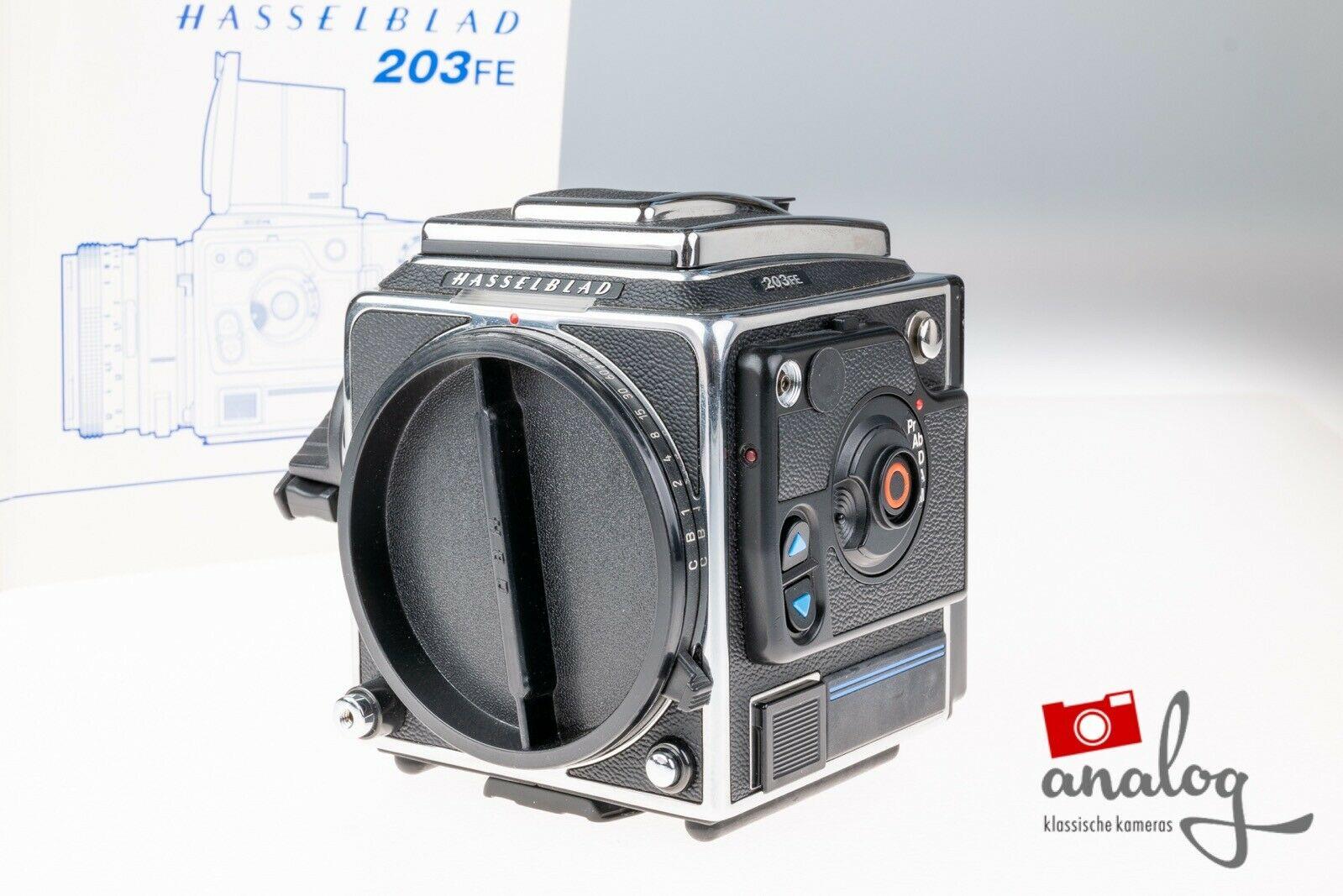 Hasselblad 203FE chrome