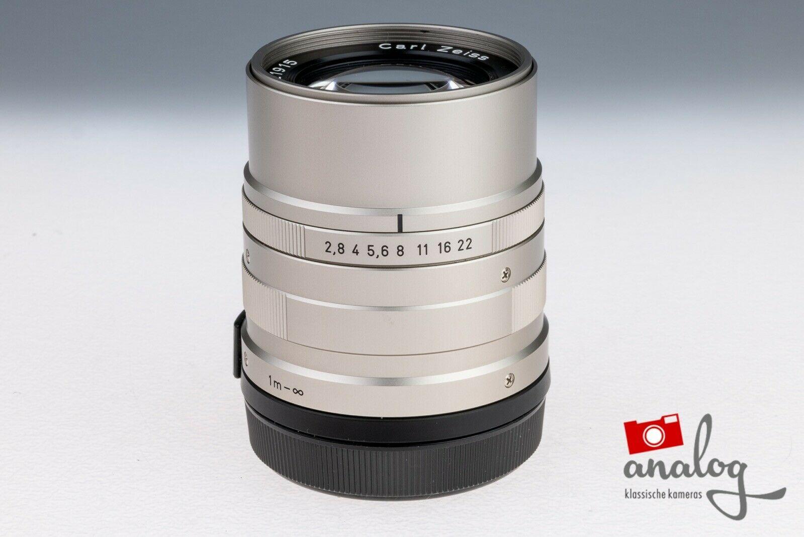 Contax Zeiss Sonnar 90mm 2.8 für Contax G
