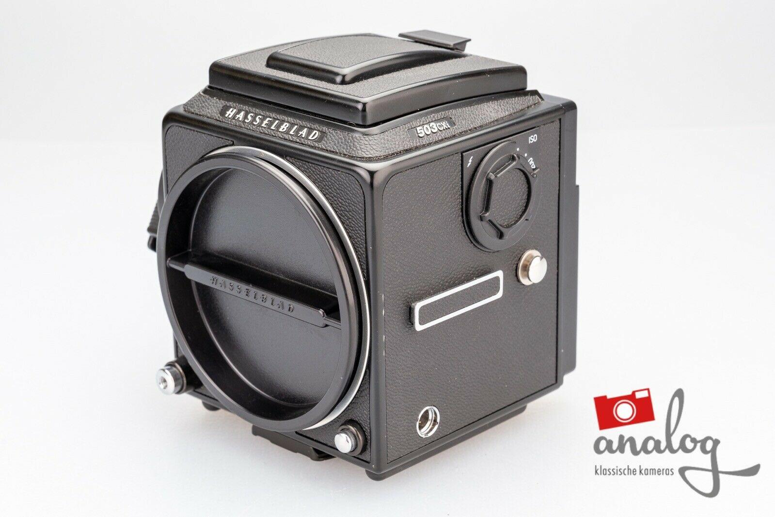 Hasselblad 503 CXi schwarz   Acute Matte
