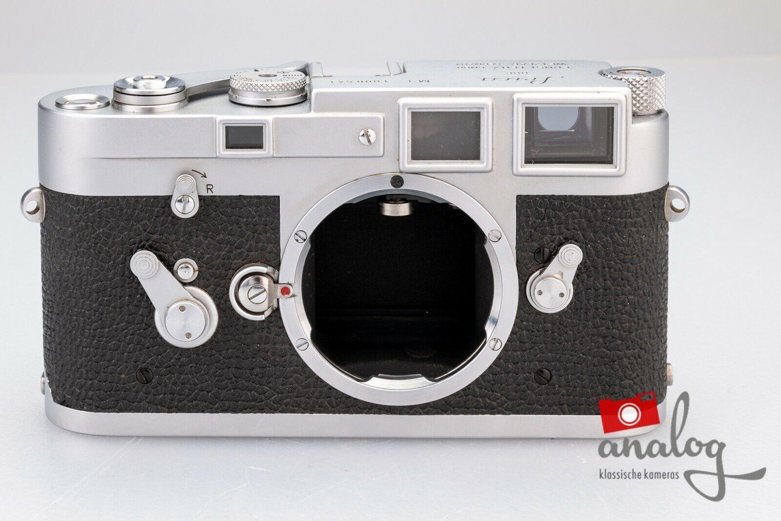 Leica M3 Single Stroke - werkstattüberholt