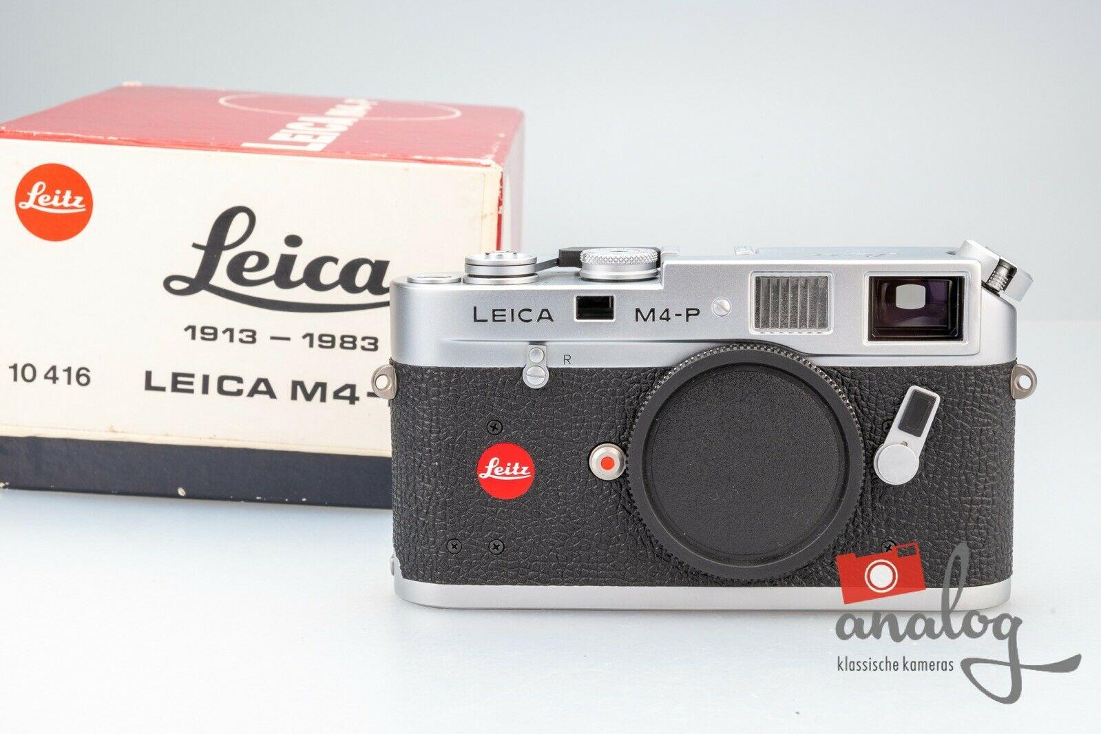 Leica M4-P 1913-1983 - 10416 - werkstattüberholtes Sammlerstück