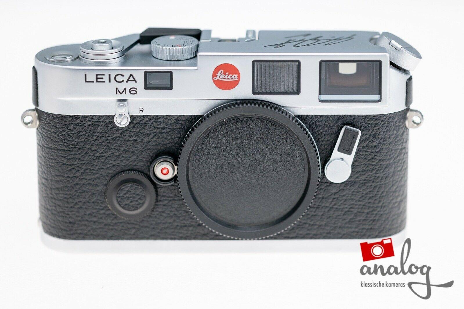 Leica M6 silbern verchromt - 10434