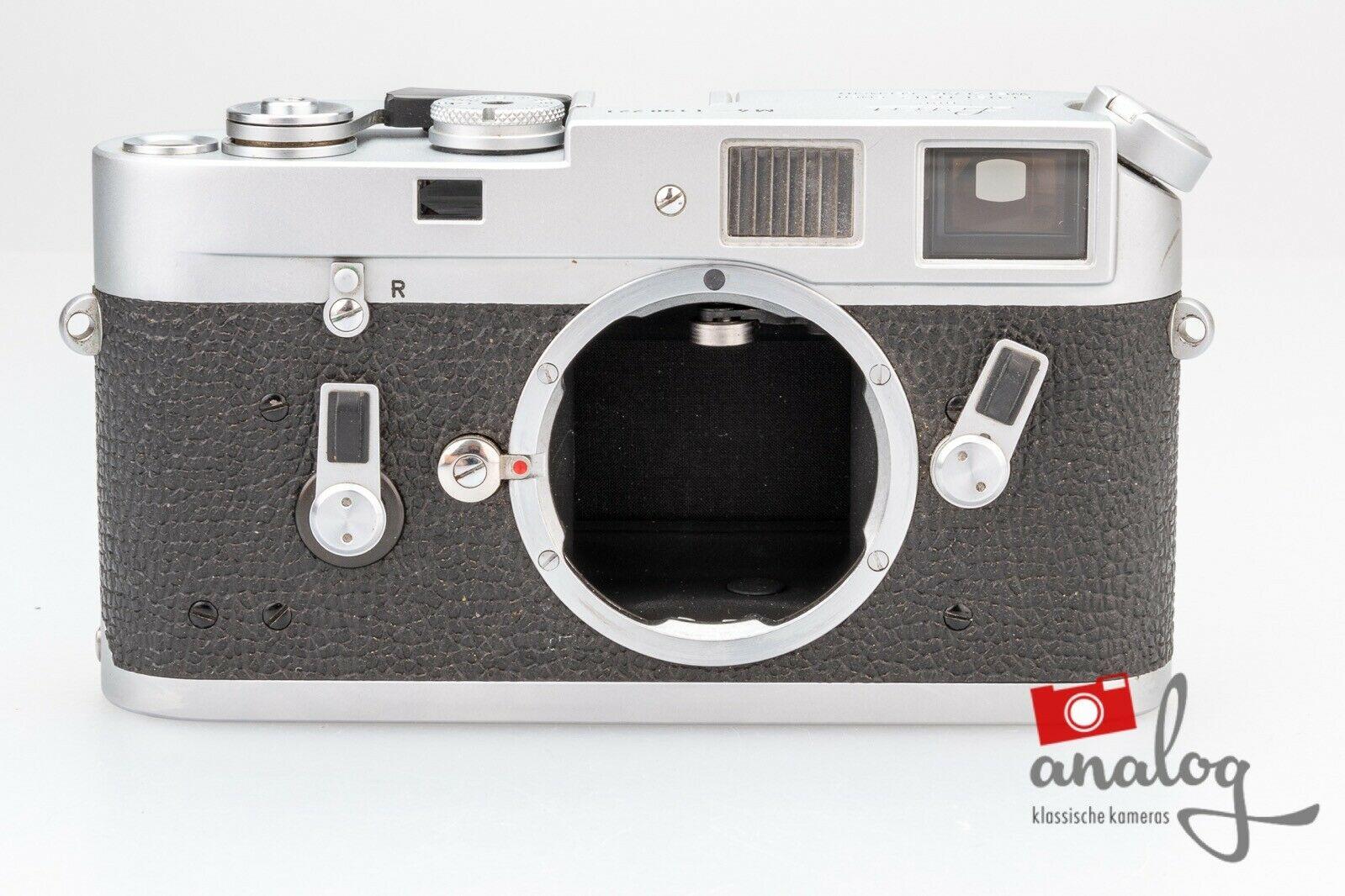 Leica M4 werkstattüberholt