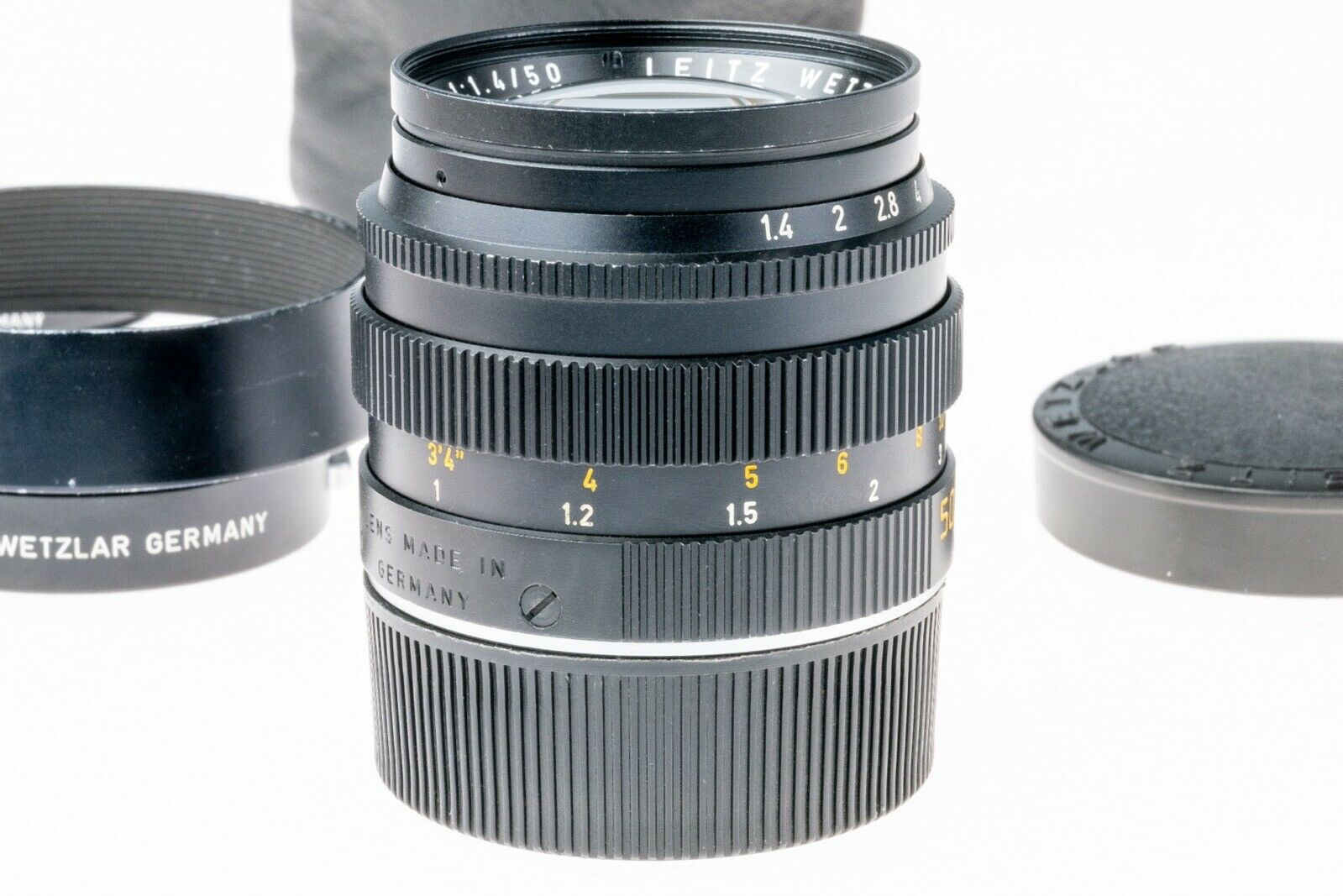 Leica Summilux 50mm 1.4 Wetzlar - 11114