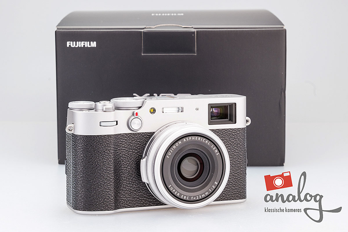 Fujifilm Fuji X100V