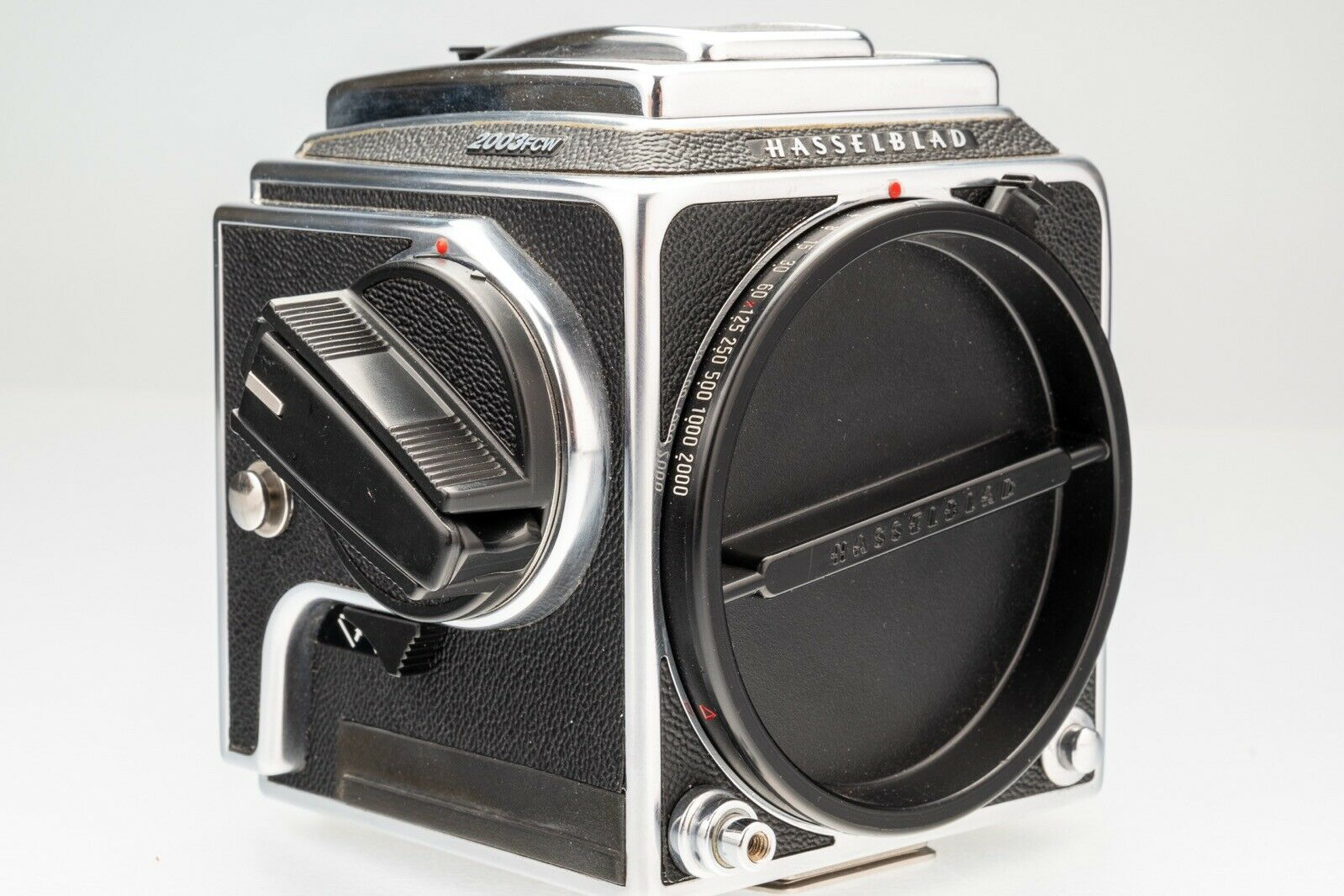 Hasselblad 2003FCW chrome