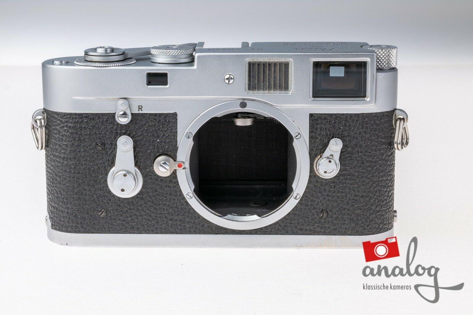 Leica M2 chrome - werkstattüberholt