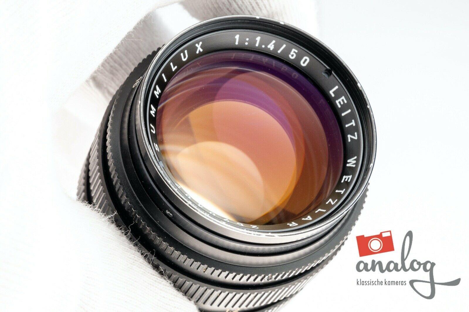 Leica Summilux-M 50mm 1.4 - 11114 (II) - E43 - werkstattüberholt*
