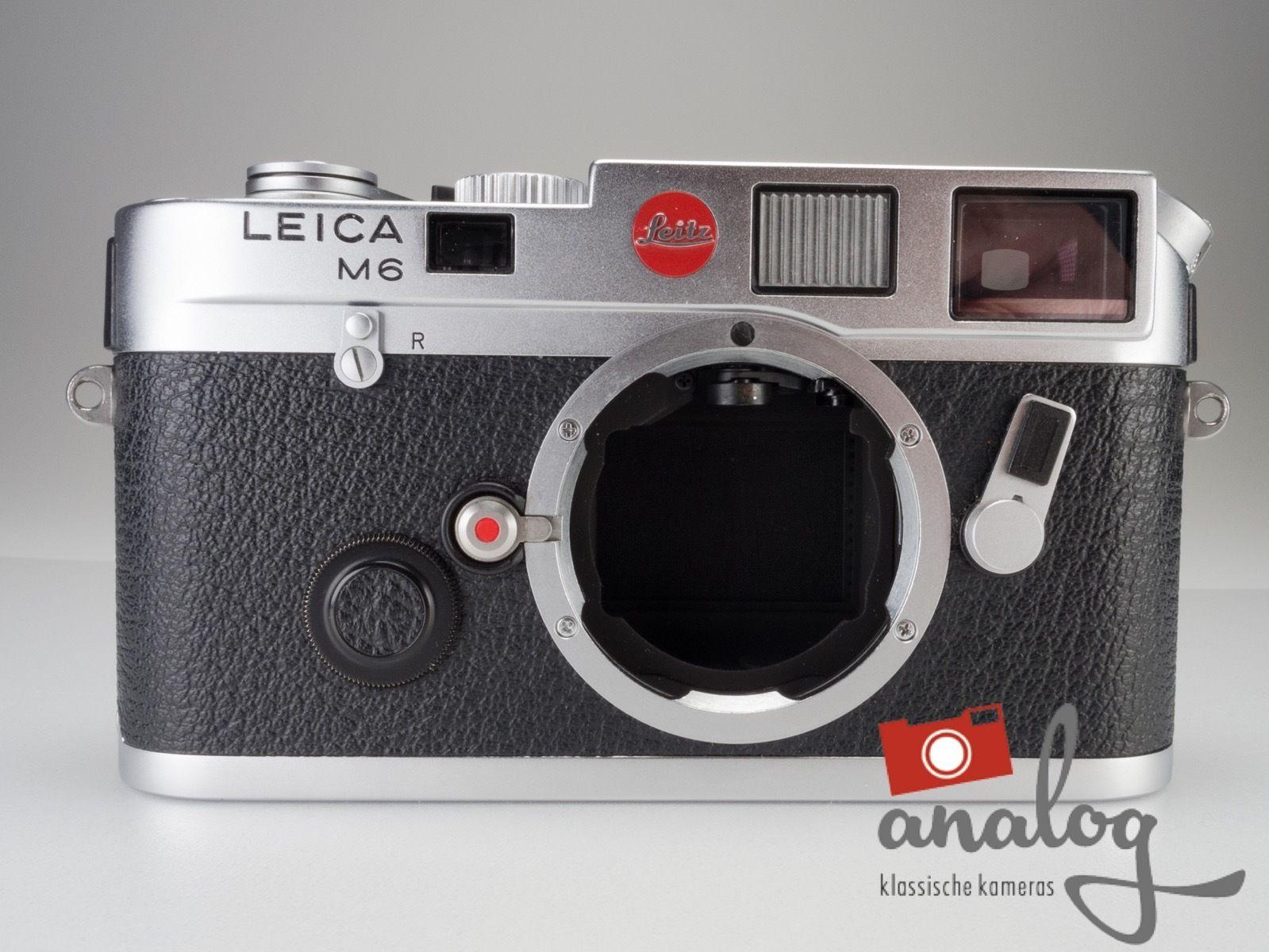 Leica M6 TTL | Kameraankauf
