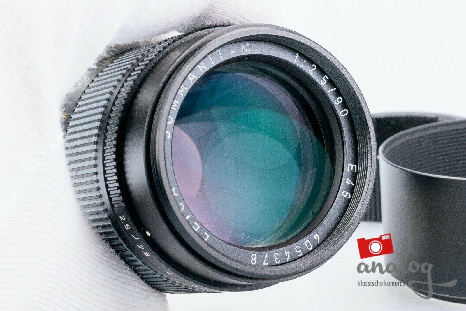 Leica Summarit-M 90mm 2.5 E46 - 11646