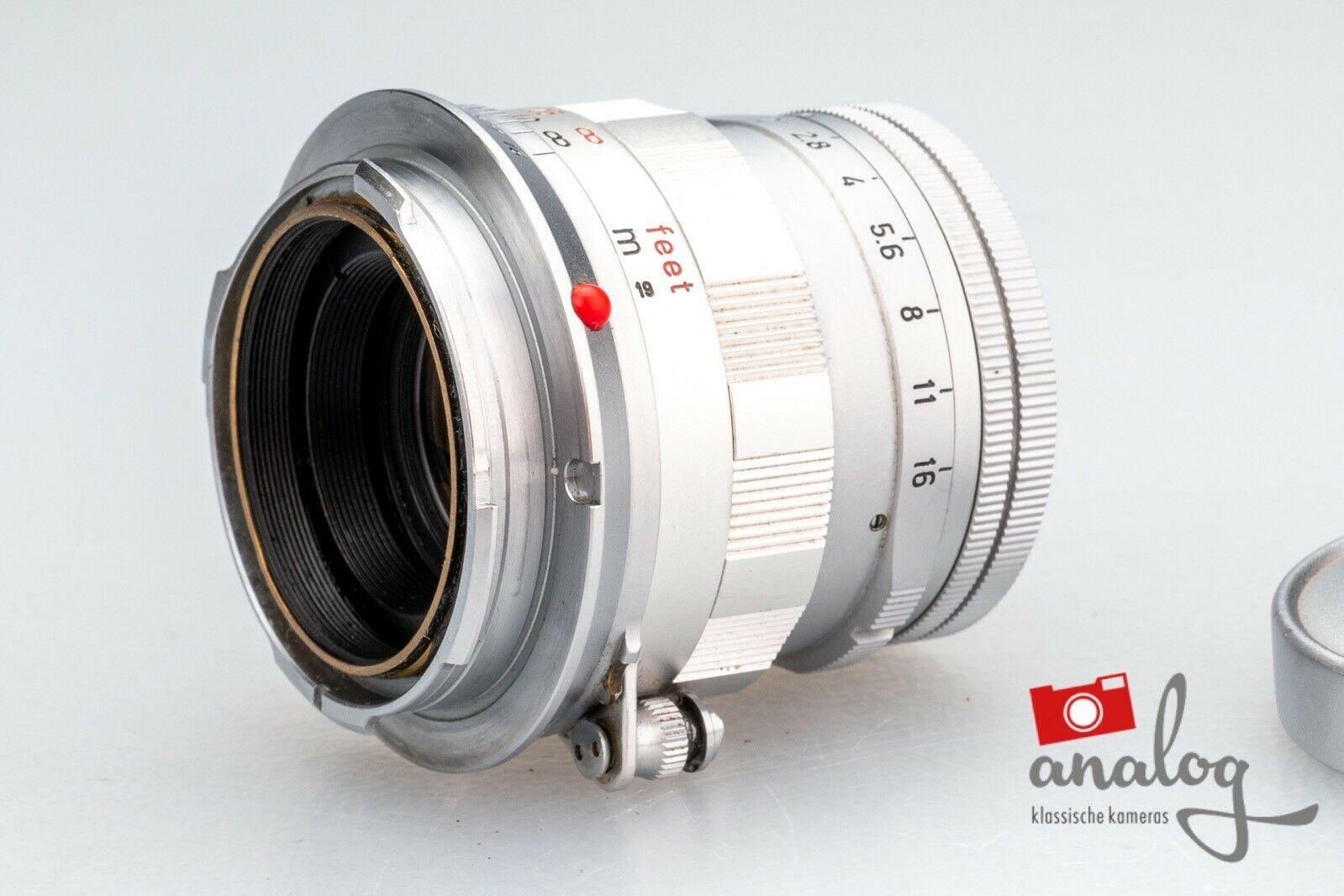 Leica Summicron 50mm 2.0 (II) rigid - 11818